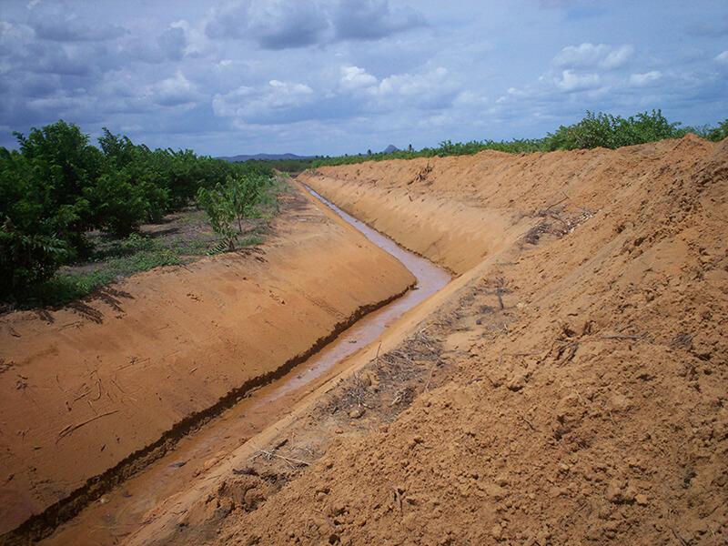 A importância da drenagem subterrânea